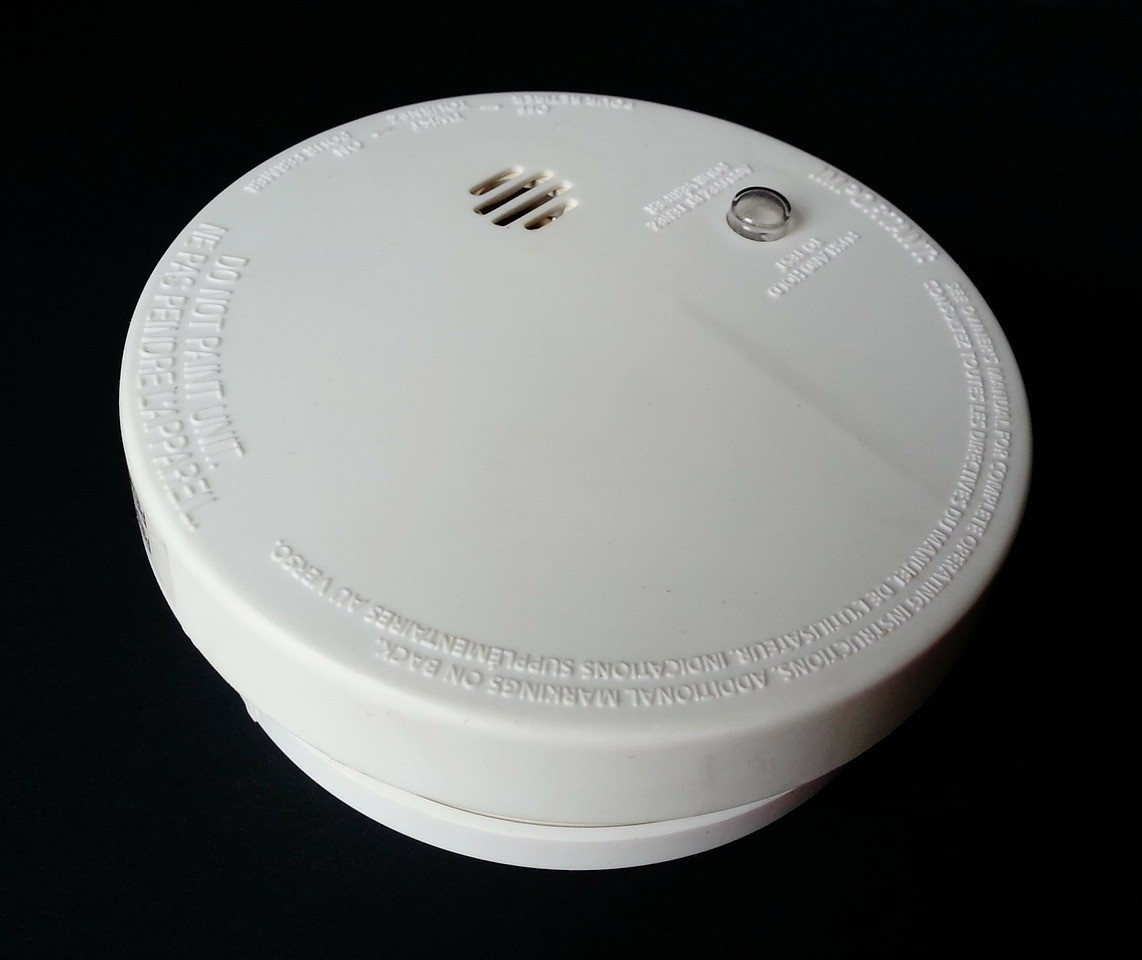 Every Bedroom Needs A Smoke Alarm