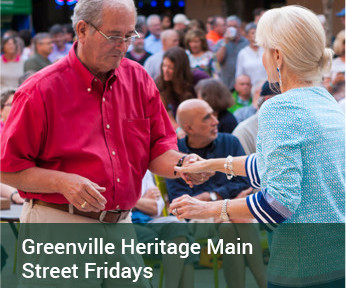 Greenville Mainstreet Fridays