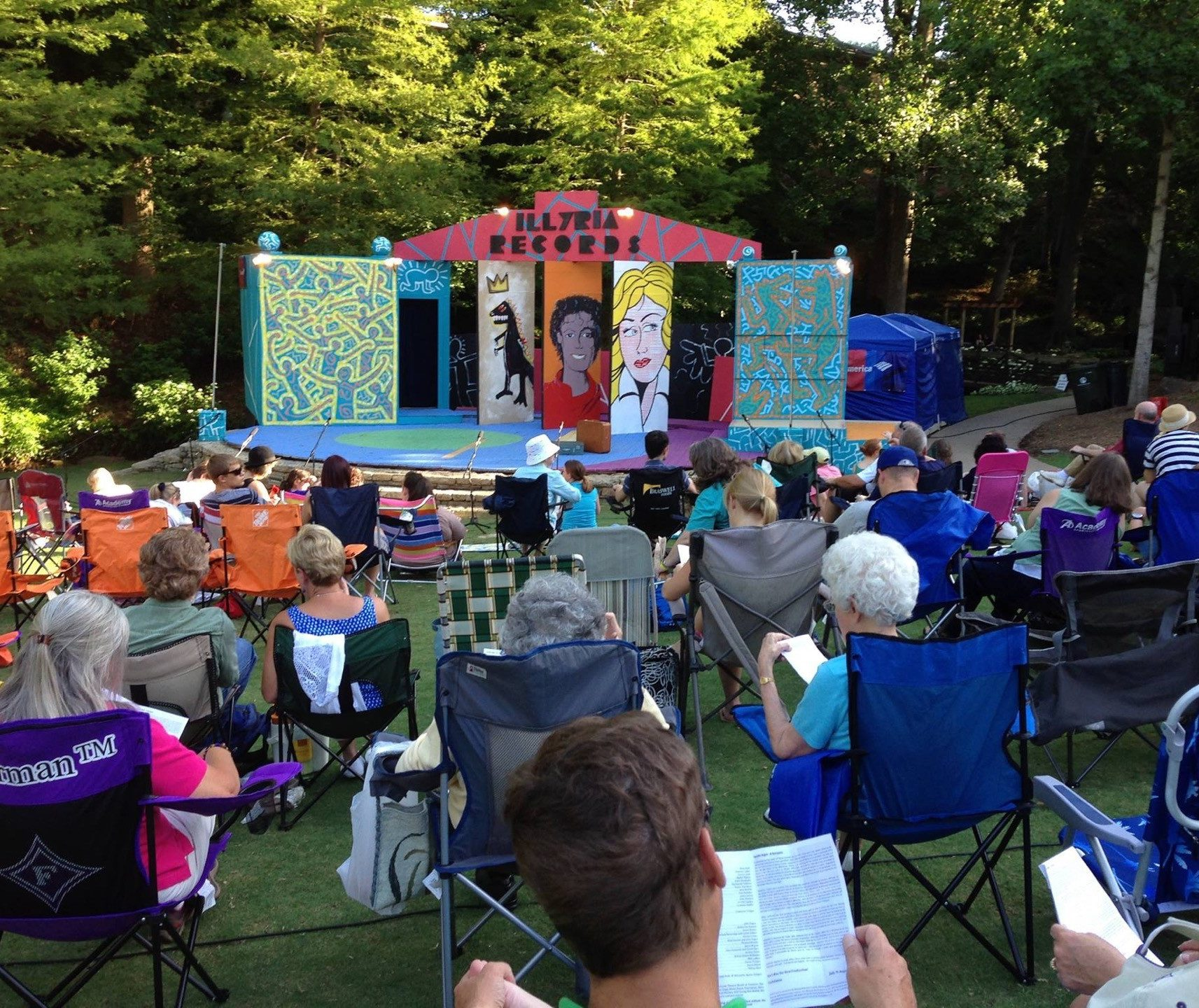 Shakespeare Festival Outdoor: The 22nd Annual Upstate Shakespeare Festival