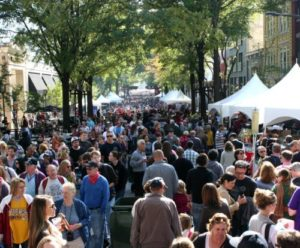 Fall for Greenville Festival Goers