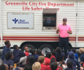 Fire Safety Vehicle