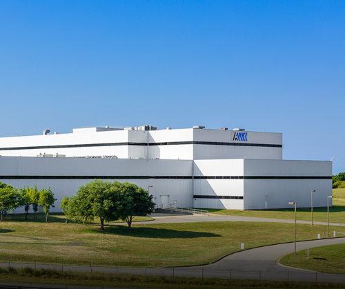 AVX Greenville, SC Plant