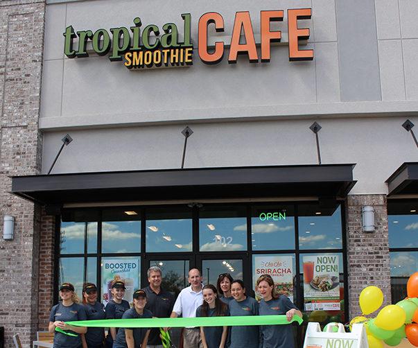 Tropical Smoothie Cafe Menu Greenville Sc
