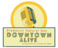 Piedmont Natural Gas Downtown Alive