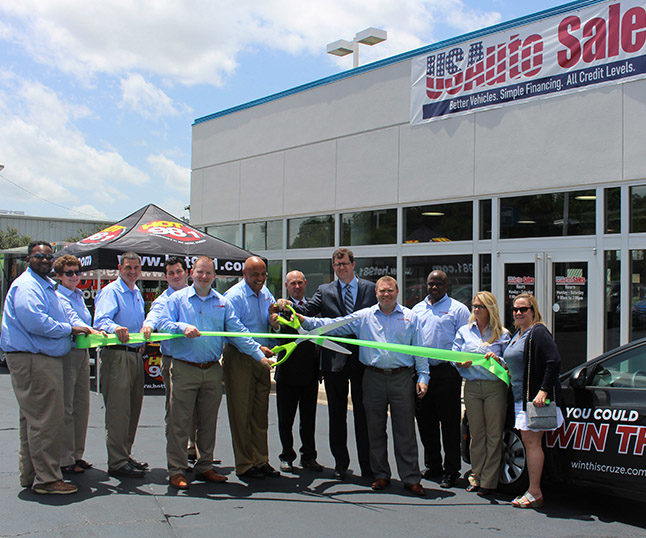 In Business: US Auto Sales - Greenville.com