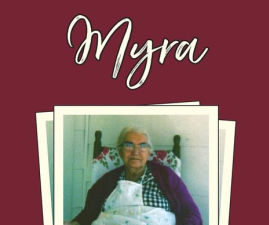 Myra: The Girl...The Woman...The Legend Book Cover