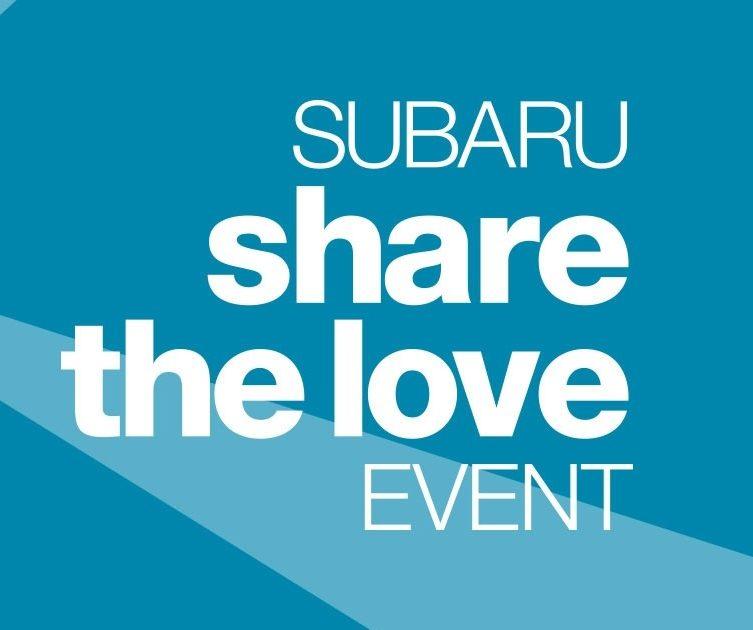 Subaru Greenville Sc >> The 2017 Subaru Share the Love Event - Greenville.com