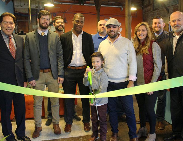 United Solar's New Headquarters Ribbon Cutting