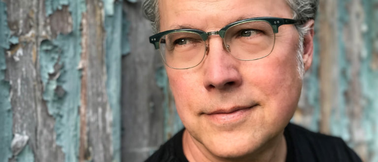 Singer-songwriter and author Radney Foster